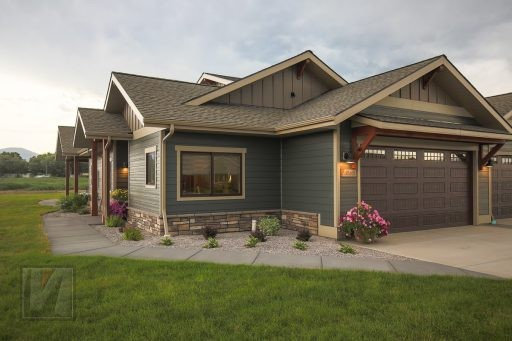 Sentinel Townhome Exterior Main