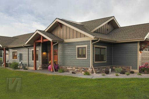 Sentinel Townhome Exterior
