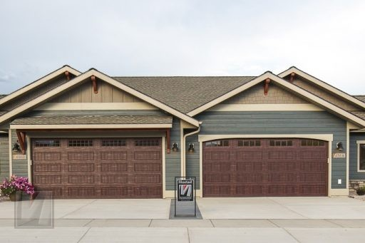 Sentinel Townhome Exterior Front