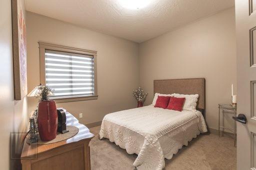 Valley View Terrace Model Home Bedroom