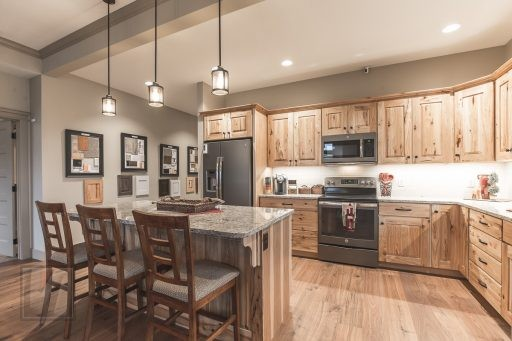 Valley View Terrace Model Home Kitchen 2