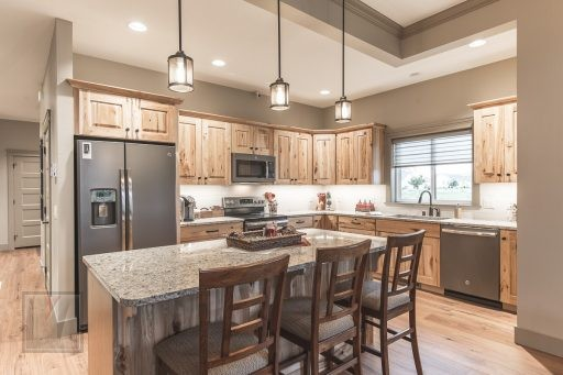 Valley View Terrace Model Home Kitchen
