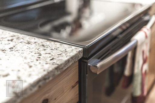 Valley View Terrace Model Home Kitchen Granite