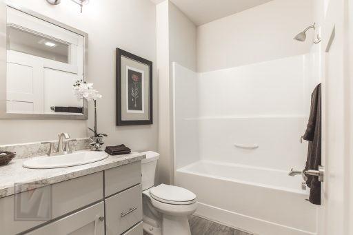 Valley View Terrace Sentinel Floor Plan Bathroom