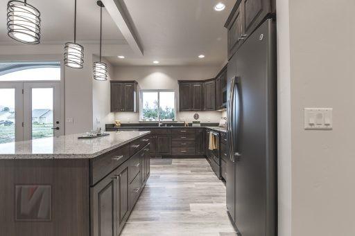 Valley View Terrace Sentinel Floor Plan Kitchen 2
