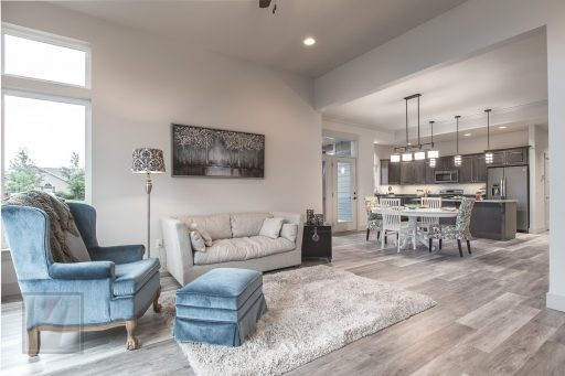 Valley View Terrace Sentinel Floor Plan Living Room 2