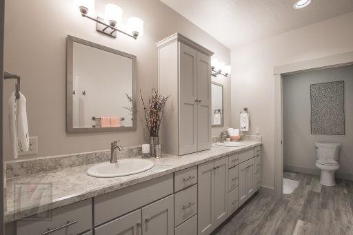 Valley View Terrace Sentinel Floor Plan Master Bathroom